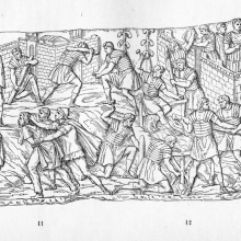 Trajan's Column Scenes 18-20.
